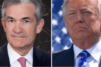 Jerome Powell, President Trump