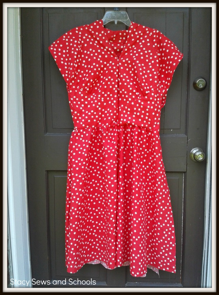 Retro Butterick '47 Is ALMOST Done! (1/3)