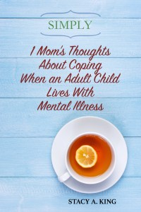 Simply 1 Mom's Thoughts Book Cover