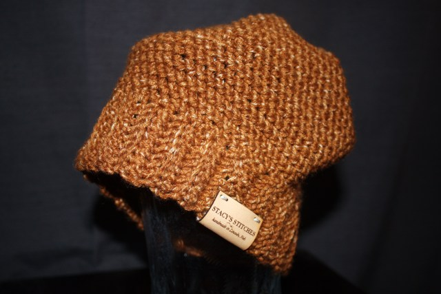 Crochet Beanie Pattern Review: The Landry Slouch (a free crochet