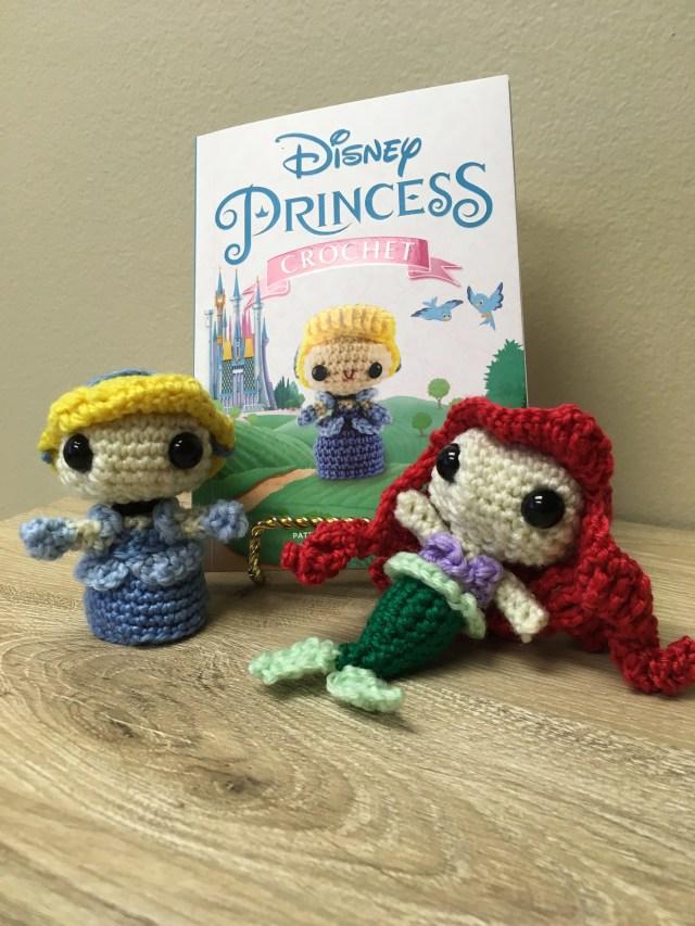 Disney Princess Crochet Dolls Pattern Kit Review Stacys Stitches
