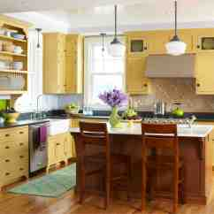 How Much To Reface Kitchen Cabinets Delta Single Handle Faucet Installation Style Archive—mellow Yellow | Stacystyle's Blog
