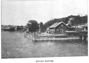 carillon-landing
