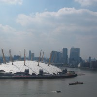 THE O2 ARENA - GOOD FROM AFAR BUT FAR FROM GOOD