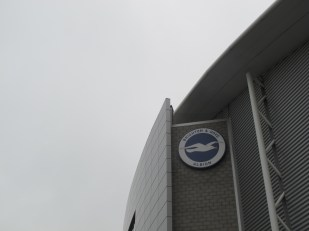 The Amex is a true home field for Brighton (photo: Stadiafile)