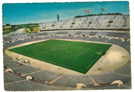 Estadio de Sport Lisboa e Benefica (Photo: Stadiafile)