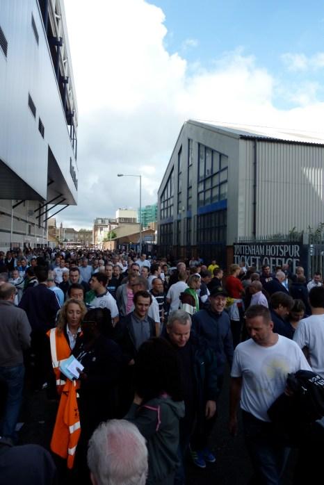 White Hart Lane 9