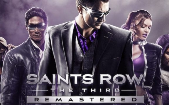 Saints Row The Third Remastered Portada