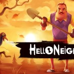 Hello Neighbor Portada