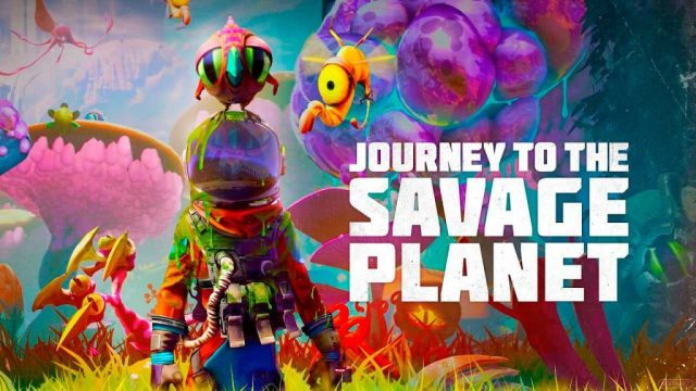 Journey To The Savage Planet llegara a Stadia
