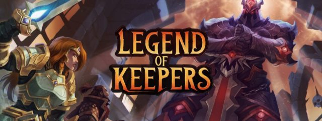 Legends of Keepers calificado para Stadia