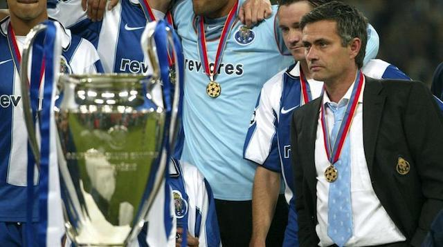 Mou was one of the pillars for the 2004 title