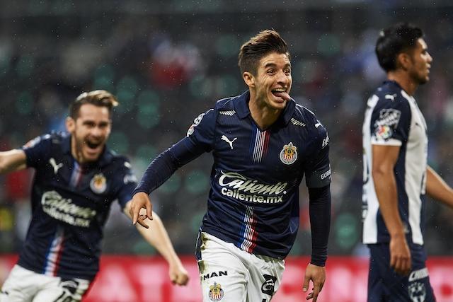 Cone Brizuela celebrates his goal