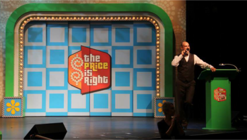 Andy Taylor | Price is Right Live Announcer