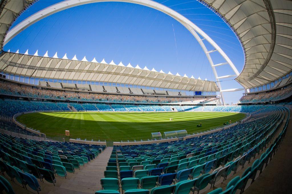 South Stadium Africa Moses