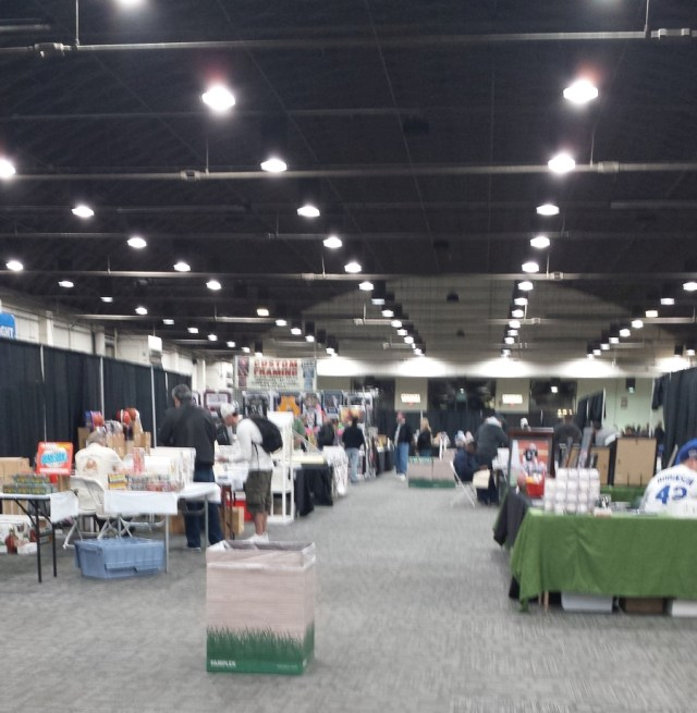 2019 West Coast Collectors Expo, Friday 2/22/19