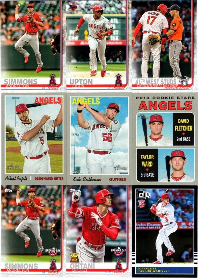2019 cards