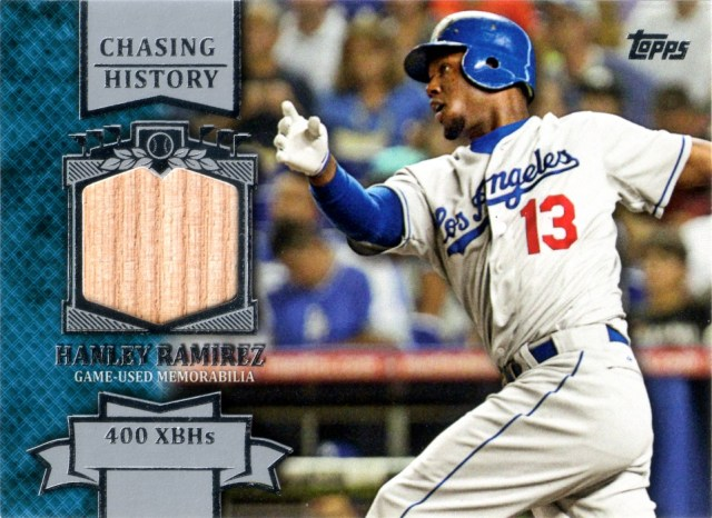 2013 Topps - Chasing History Relics #CHR-HR