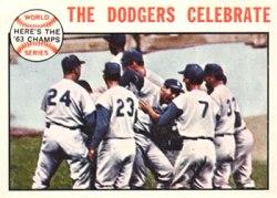 1964 Topps #140