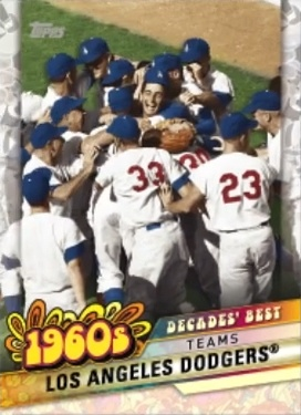2020 Topps Decades' Best #DB-24