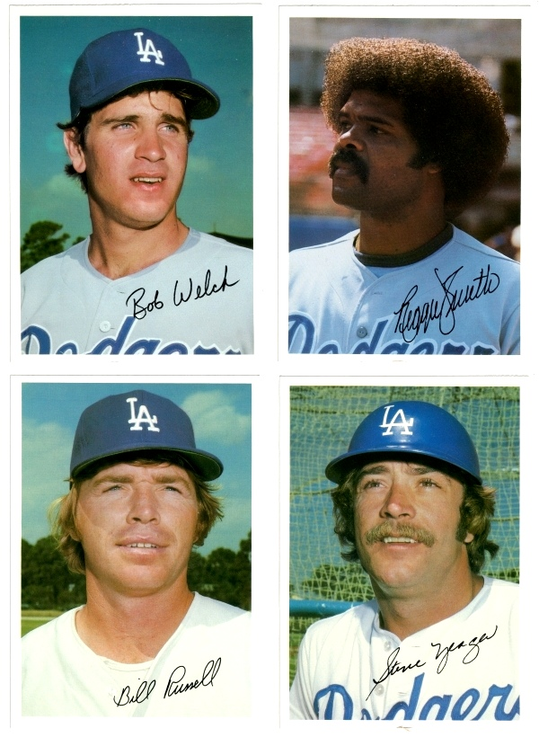 1981 Topps Home Team Photos