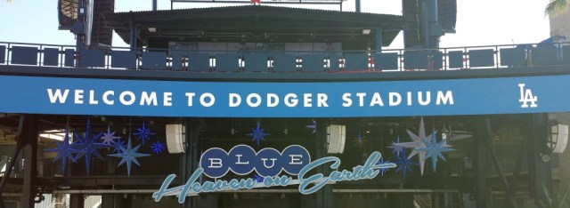 Signage: Blue Heaven on Earth
