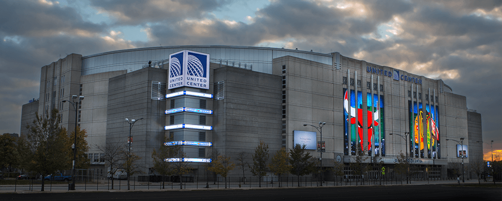 united center tips chicago amenities attractions parking