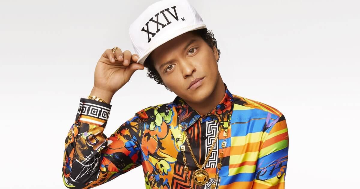 24K Magic Tour Setlist  Bruno Mars Setlist - Stadium Help 0036e9c0a1e