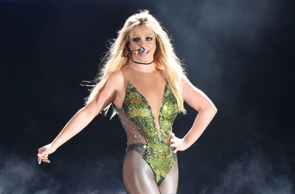 Britney Spears Piece of Me tour guide