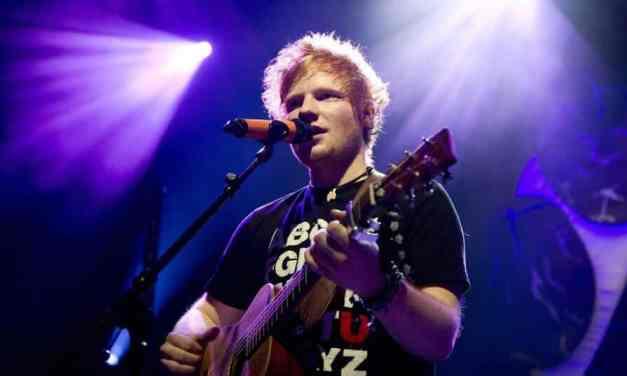 Ed Sheeran Divide Tour Concert Stream