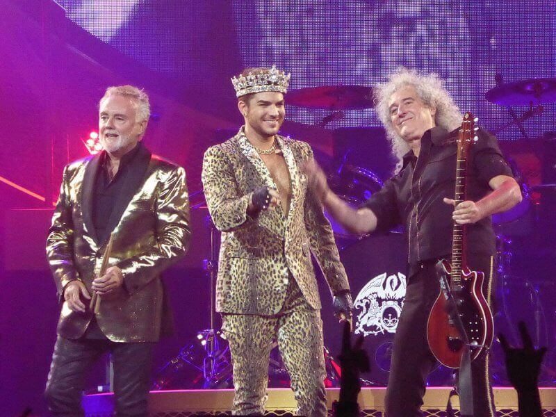 Onsale to General Public Starts Fri, Dec 7 @ 10:00 am CST 4 DAYS AWAY QueenOnline and Queen Fan Club Presale Starts Thu, Dec 6 @ 10:00 am CST Ends Thu, Dec 6 @ 10:00 pm CST 3 DAYS AWAY Adam Lambert Fan Club Presale Starts Thu, Dec 6 @ 10:00 am CST Ends Thu, Dec 6 @ 10:00 pm CST 3 DAYS AWAY