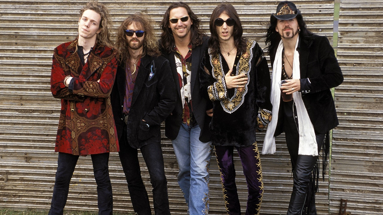 black crowes setlist and tour guide