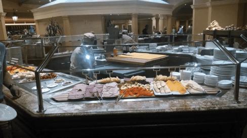 the buffet at bellagio interior
