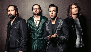 the killers tour