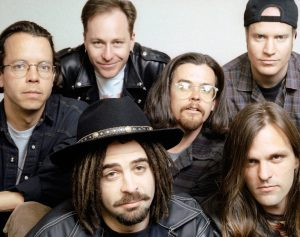 the counting crows presale codes and setlist