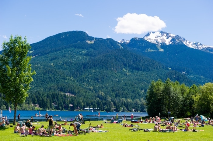 The Best Whistler Concert Venues & Things to Do