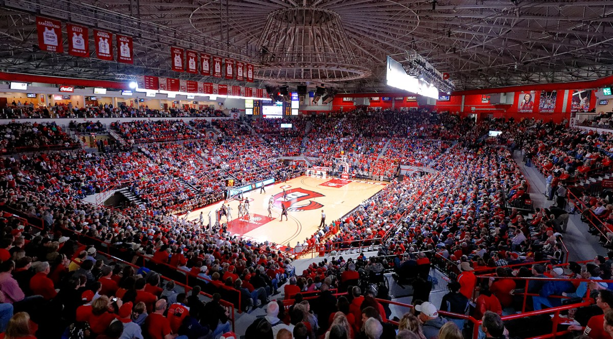 E.A. Diddle Arena -Western Kentucky Hilltoppers | Stadium Journey