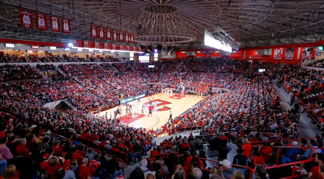 E.A. Diddle Arena -Western Kentucky Hilltoppers   Stadium Journey