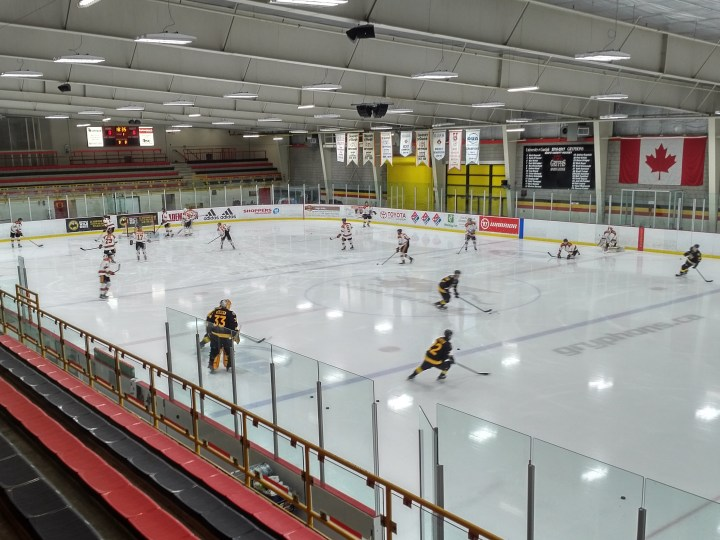 Gryphon Centre Arena – Guelph Gryphons | Stadium Journey