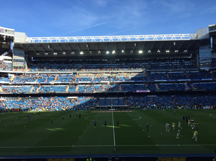 Estadio Santiago Bernabéu - Real Madrid C.F. | Stadium Journey