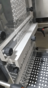 Blistering Machine in Stadmed's Manufacturing Unit