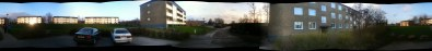 Panoramafoto med AutoStich Panorama.