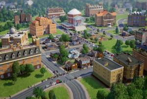 SimCity. BIldkälla: EA