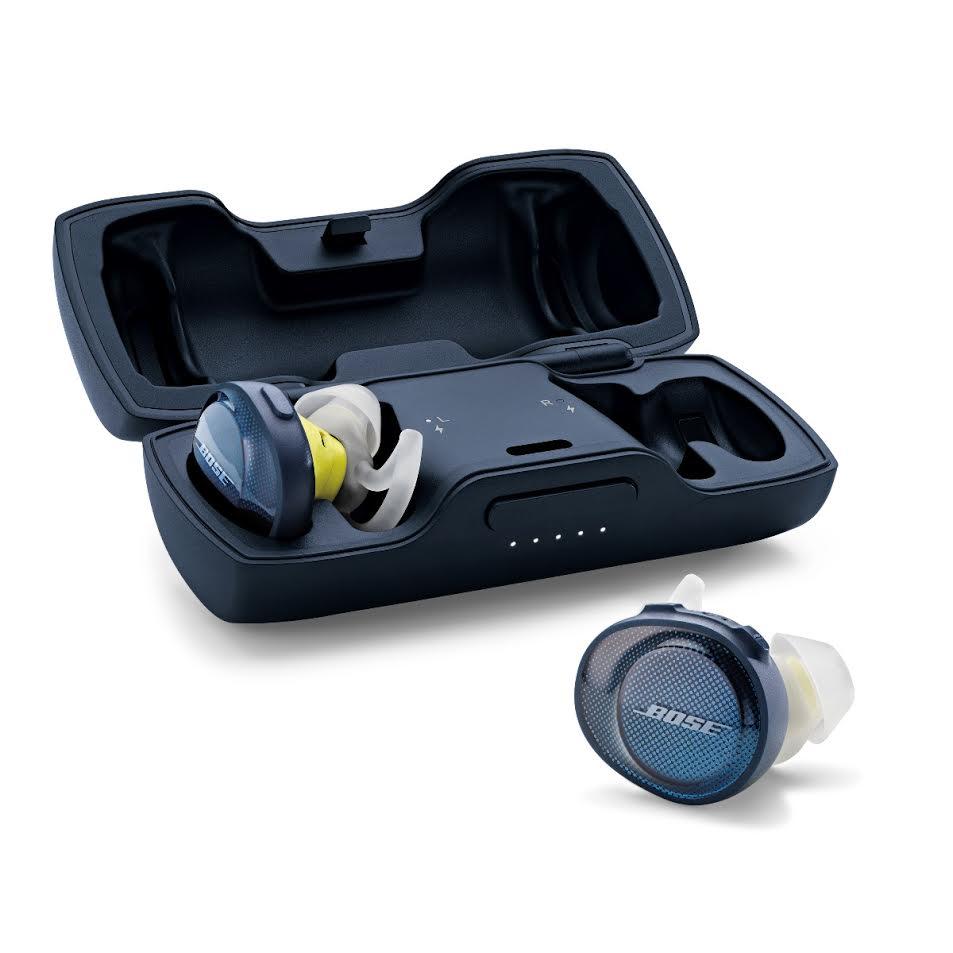 Bose stellt komplett kabellose Sport-Kopfhörer vor