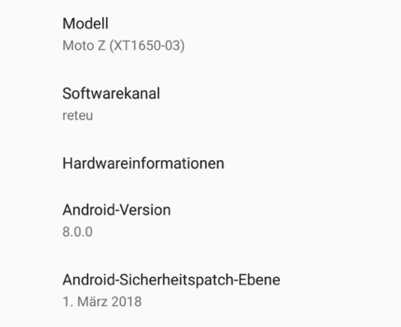 OnePlus 5 und 5T erhalten aktuell Android 8.1