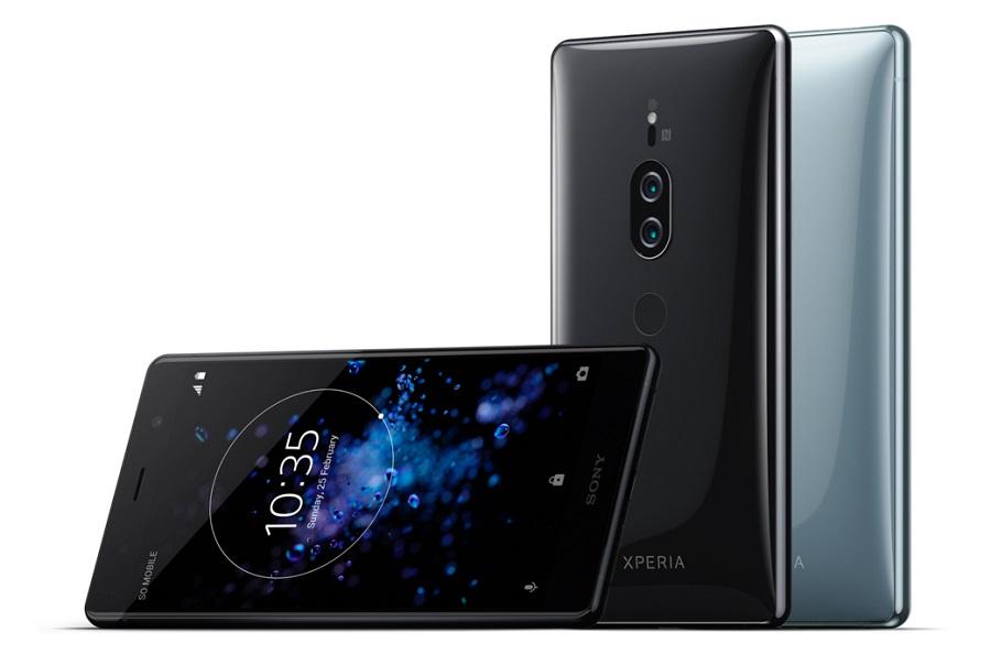 Xperia XZ2 Premium: Sony kündigt Smartphone mit 4K-Display an