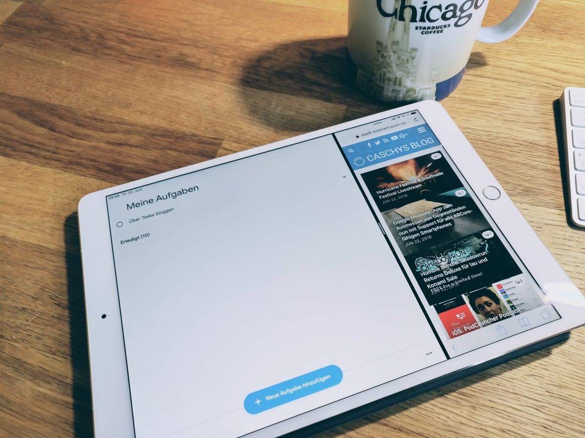 Google Tasks: iPad-Version veröffentlicht