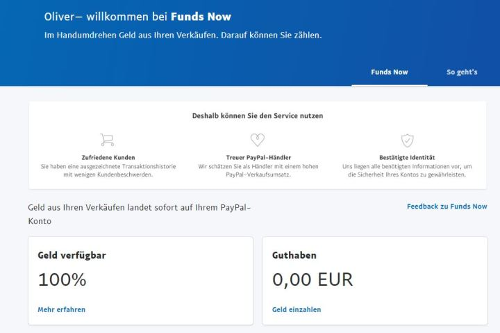 Paypal Waren Und Dienstleistungen GebГјhren
