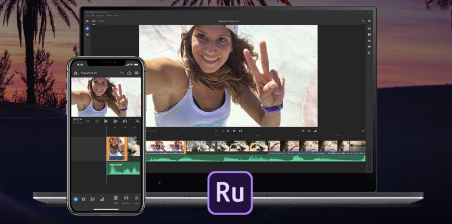 Premiere Rush CC: Adobe veröffentlicht neuen Video-Editor für Desktop und Mobile
