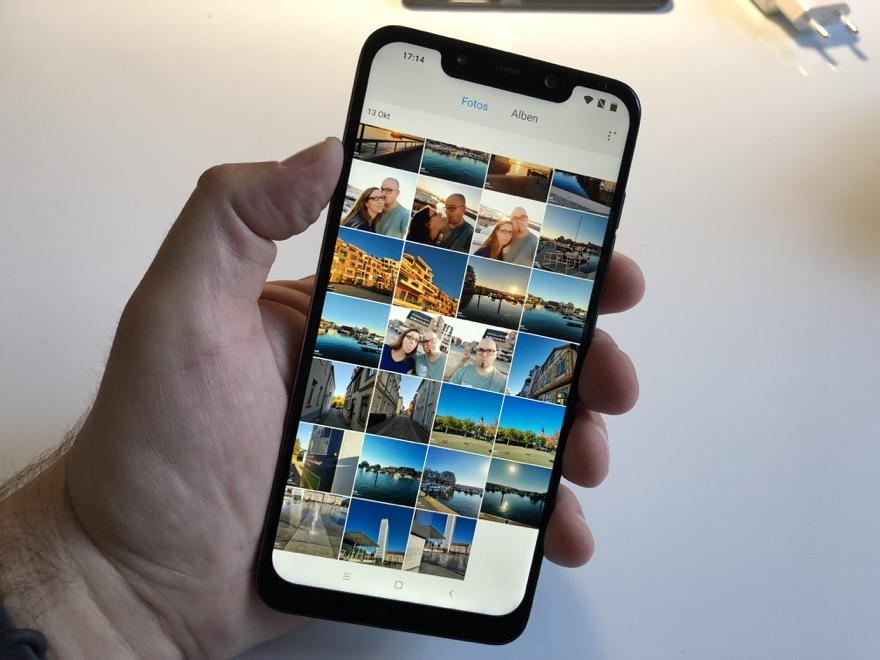Pocophone F1: Android 9.0 Pie (stable) als Download für manuelles Update verfügbar
